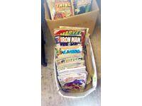 Marvel comic's for sale
