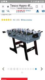 4 in 1 football table
