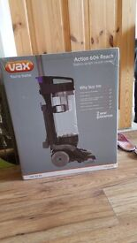BRAND NEW BOXED Vax Hoover Action 604 Reach