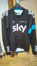 Rapha pro team aero long sleeve jersey Team Sky