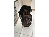 Callaway Warbird Stand Bag (brand new with tags)