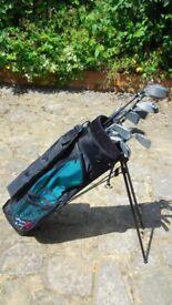 Wilsons Gear Effect Golf Set
