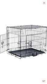 Medium dog cage