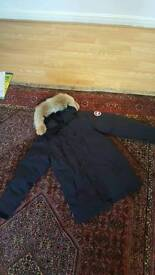 100% Authentic Canada Goose Chateau Parka | Navy | Medium