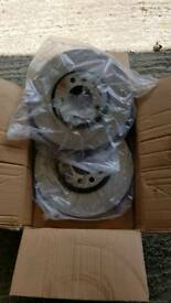 New GM front disc 308mm