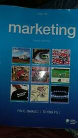 Marketing - Paul Baines Third Edition