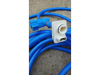 Whale caravan and camper mains water hookup hose