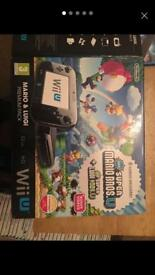 WiiU 32gb Premuim pack boxed