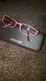 Ladies Roberto Cavalli Glasses with case