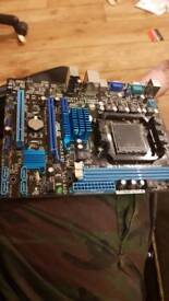 Asus AM3+ Motherboard