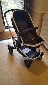 Mothercare Expedior pushchair with car seat