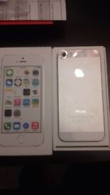 iPhone 5S with accessories