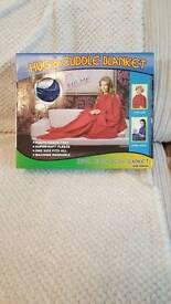Brand new cuddle blanket
