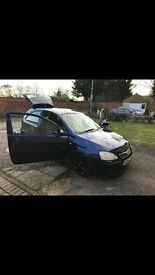 Vauxhall Corsa 1.2 SXI - 54 plate - Facelift - Low Mileage - Modified - Blue