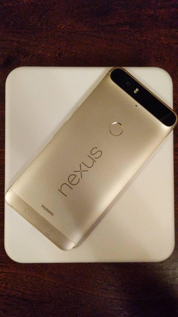 Android 8.0 Nexus 6P 32GB (Gold)