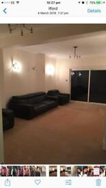Big double room available