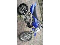 125cc Pitbike Manual Dirtbike / Pit bike
