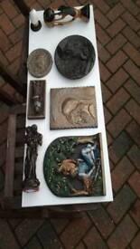 Piaques&figurines