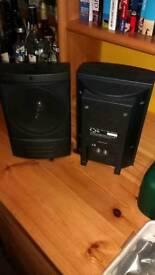 KEF loudspeakers (8ohm, set of 2)