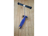 Blue Micro Scooter - FOR SALE - one careful owner !