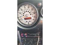 Purple Mini Cooper one 1.6 manual petrol