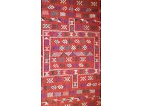 moroccan rug handmade good clean condition Kensington
