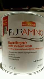 Hypoallergenic Milk formula