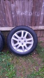 Honda civic wheels for sale