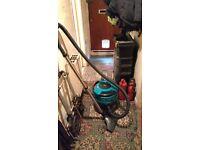 Truvox VTV Valet Bagless HEPA Wet and Dry Tub Vacuum