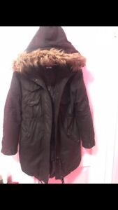 Community Parka Jacket  Size: Large  Price: $180