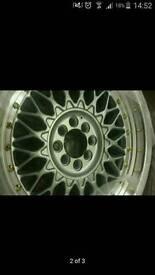 """17"""" multifit alloy wheels"""