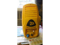 JCB Pressure Washer Very Powerful and effective.