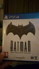 Batman the telltale series pd4 game