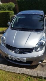 Nissan Notes for sale
