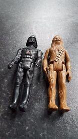 VINTAGE Star Wars Figures £5 each please see my othe ads too