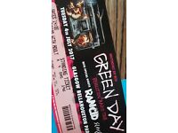 2 green day tickets at belahouston park