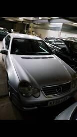 Mercedes-Benz C Class 1.8 C180 Kompressor SE 2dr