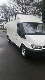 Ford transit T350 lwb high roof 2.4TD low miles