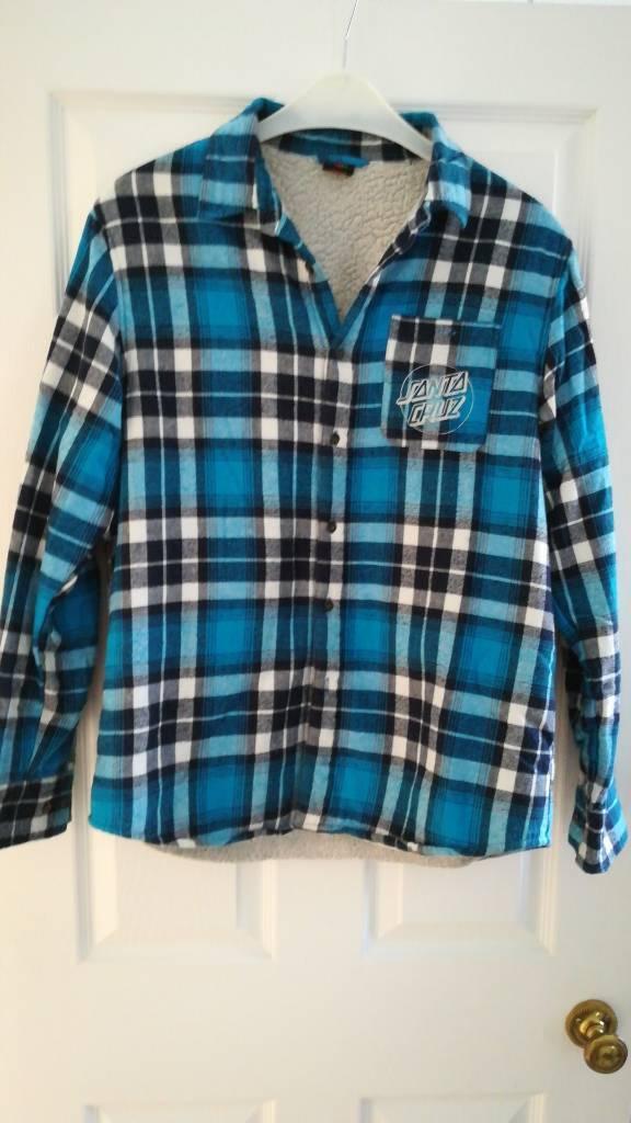 Mens Santa Cruz shirt - size L