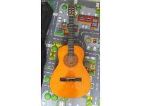 child size guitar