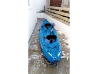 Wilderness kayak.