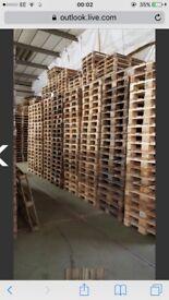 Wholesale euro pallets 1200x800 £4 clapham