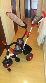 Kids little tikes 4 in 1 trike