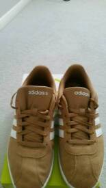 Adidas Trainers As New in Box uk 7.5