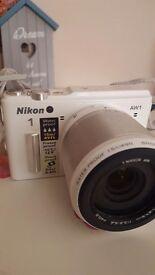Nikon AW1 -adventureproof mirrorless camera