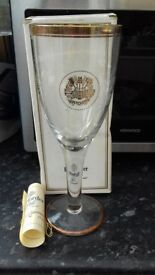 Herforder Pils Limited Edition Beer Glass 600ml