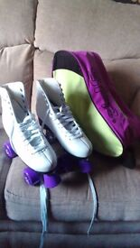 Rollers skates size 6