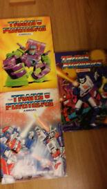 Transformers annuals