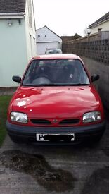Nissan Micra P reg ideal first car