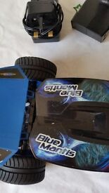 childs electronic racing car